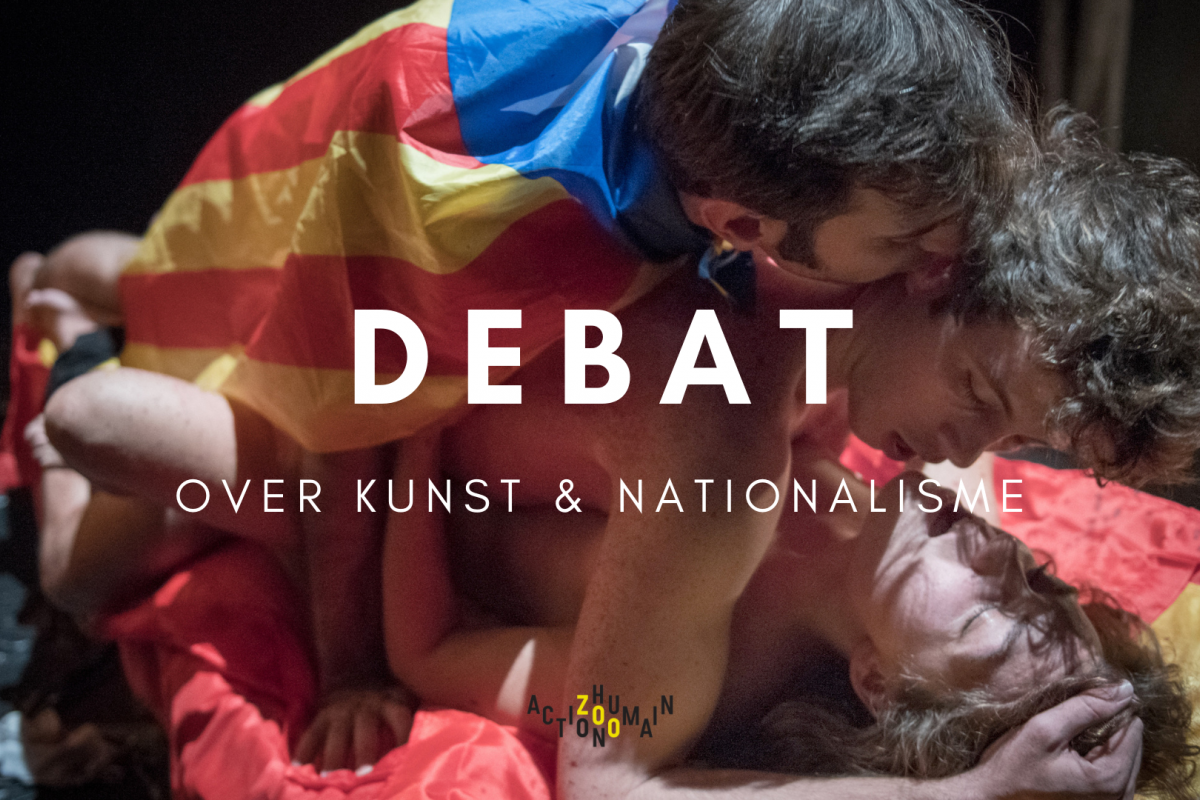Débat | Art et nationalisme - © Kurt Van der Elst